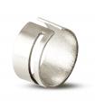 VERA - Silver ring unisex.