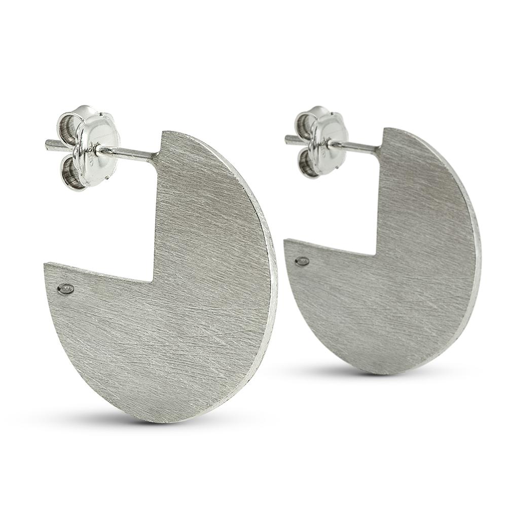 pendentes de plata radius